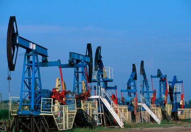 Extração de petróleo na Rússia (Foto: Construction Photography/Avalon/Getty Images)