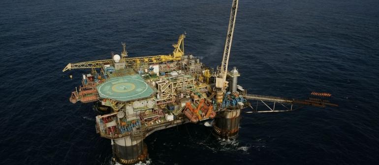 Petrobrás rifa três plataformas por 0,1% do preço