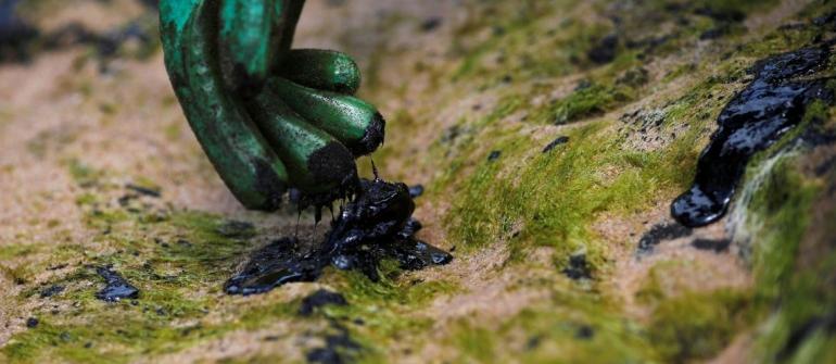 Sem apoio, cresce dificuldade para pesquisadores identificarem vazamento de óleo