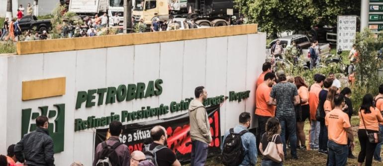 Queda na atuação da Petrobrás abriu espaço para multinacionais adentrarem o setor de óleo e gás